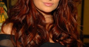 Maria Kanellis New Hairstyle 2018 Hair Color