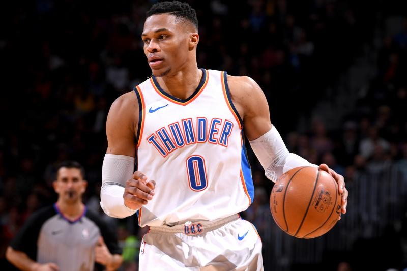 Russell Westbrook New Haircut 2018