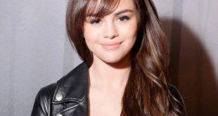 Selena Gomez Bangs Hairstyles 2018