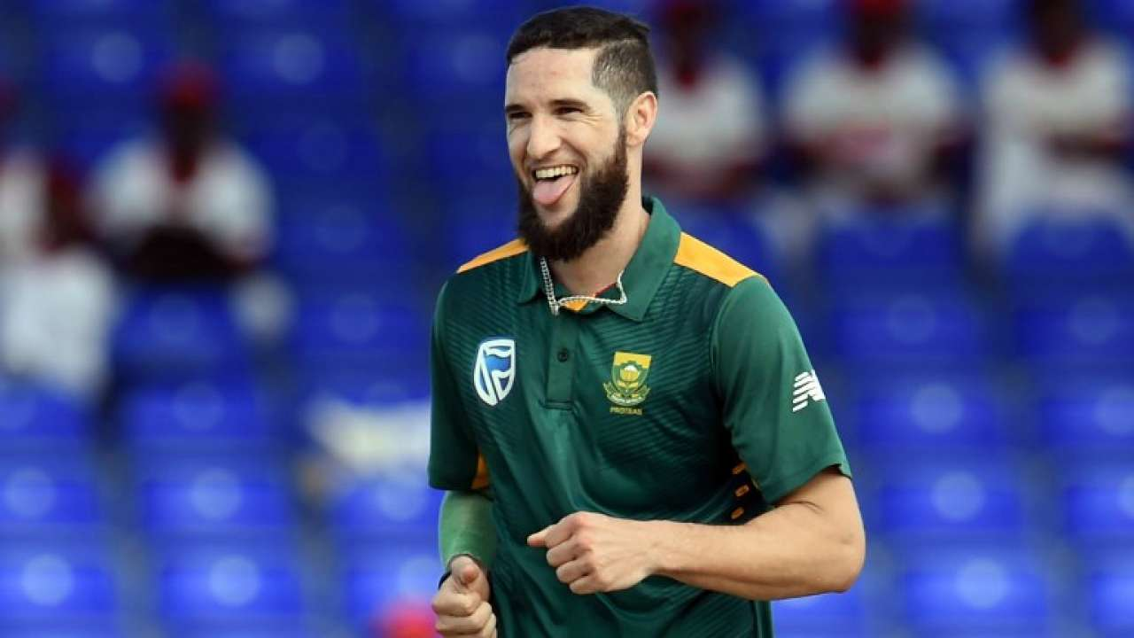 Wayne Parnell New Hairstyle 2021 Pictures