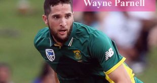 Wayne Parnell New Hairstyle 2020 Images
