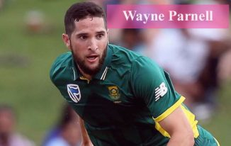 Wayne Parnell New Hairstyle 2021