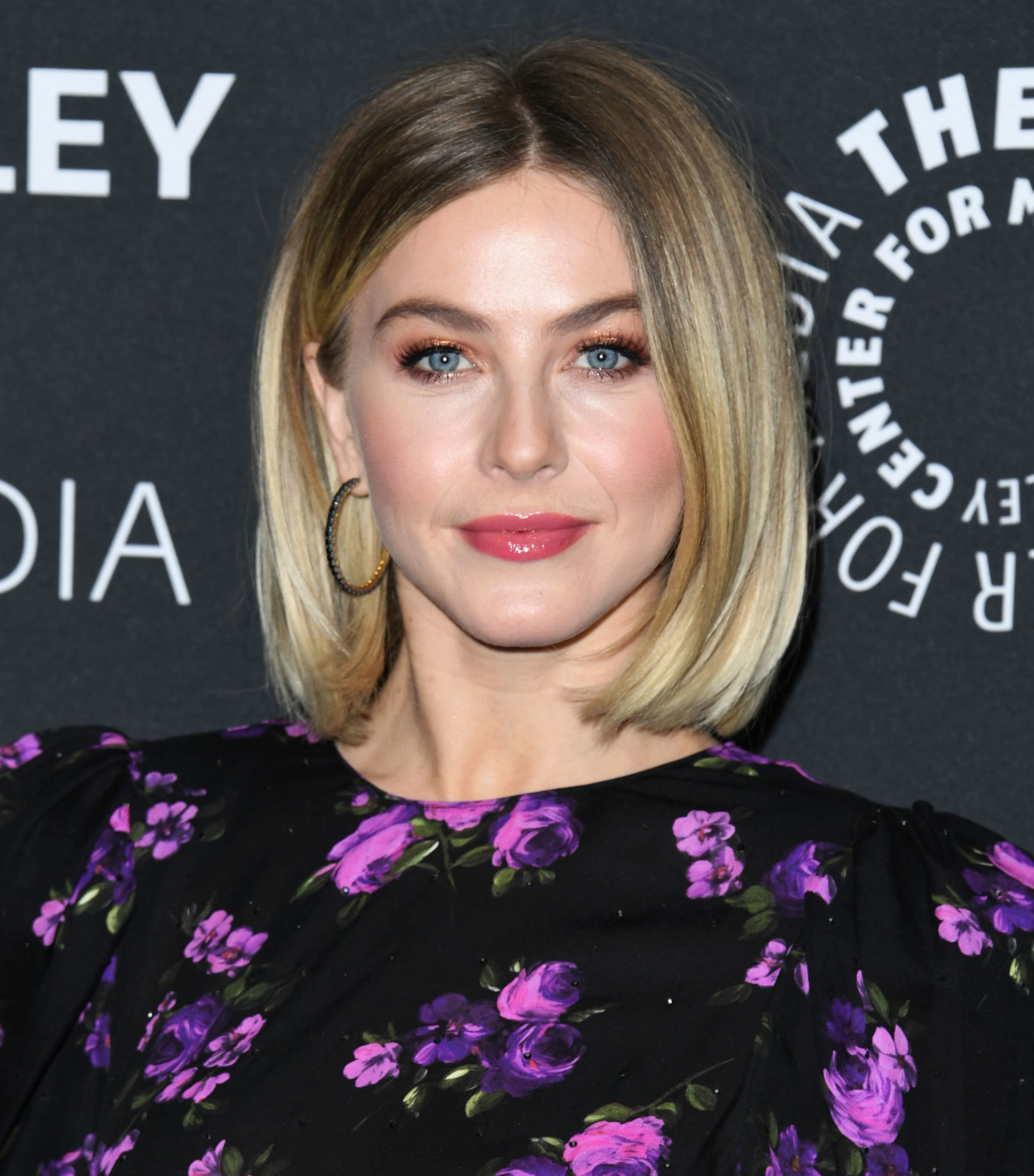 Julianne Hough Hairstyles 2020 Side Layers