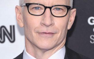 Anderson Cooper Haircut 2021