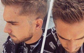 Blonde Men Hairstyles 2021