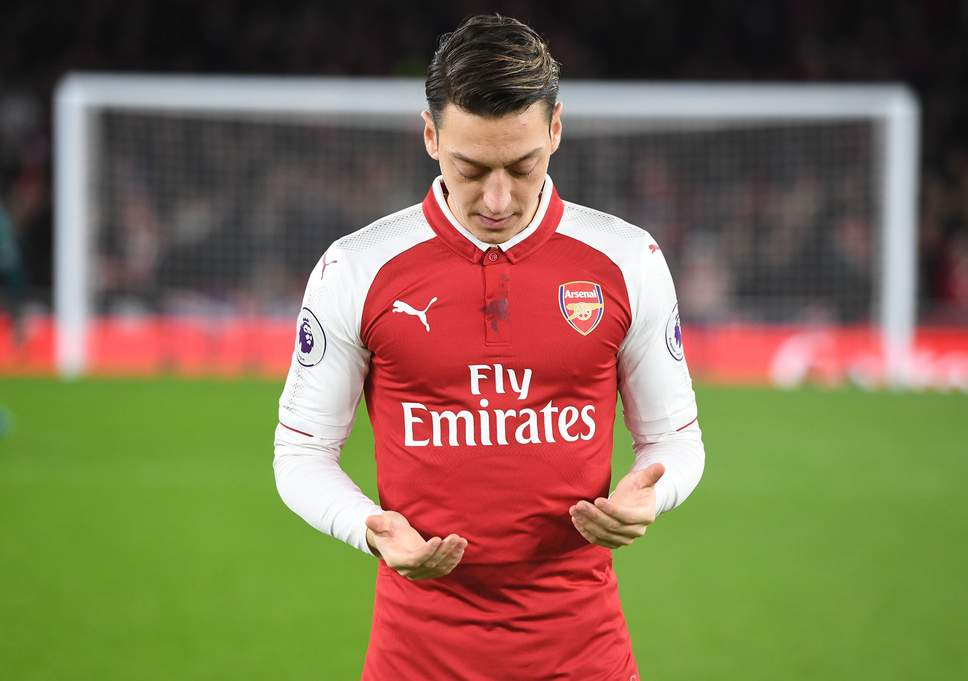 Mesut Ozil Haircut Name 2019