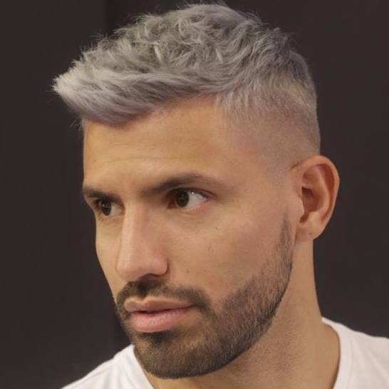 Sergio Aguero Haircut 2019 Name Photos