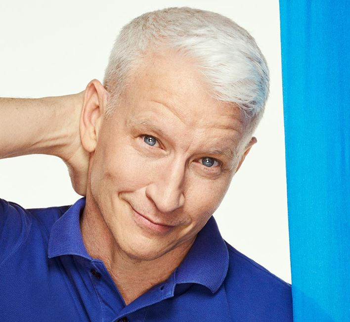 Anderson Cooper Haircut 2020 Photos How To Get