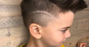 10 Year Old Boy Haircut Styles 2020 Pictures Mohawk with Fade