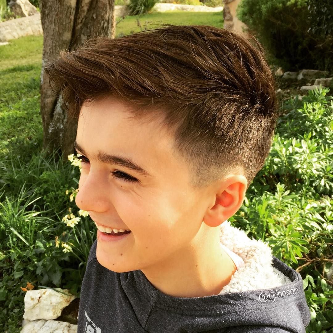 10 Year Old Boy Haircut Styles 2020 Pictures