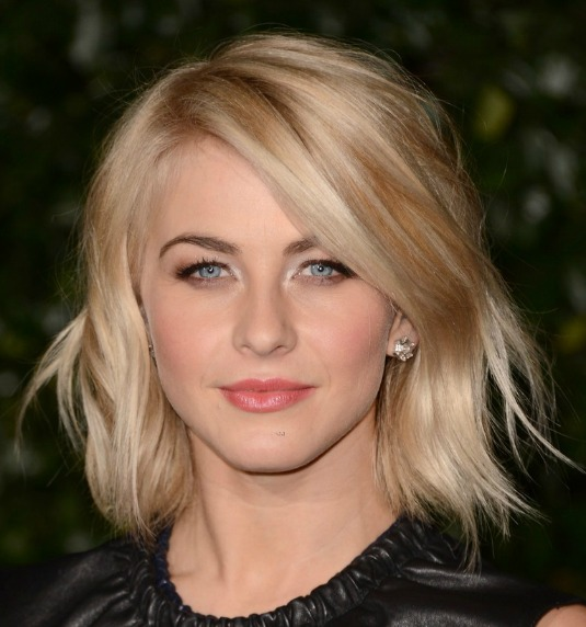 Julianne Hough Hairstyles 2020 Front And Back Pictures