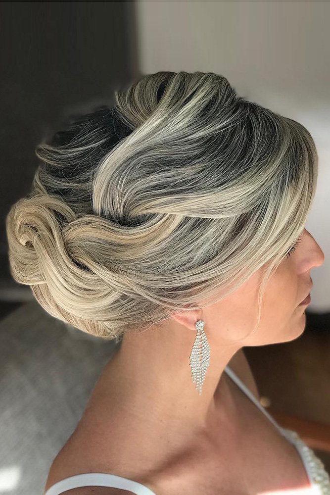 Hairstyles For Mother Of The Groom 2020 Weddings