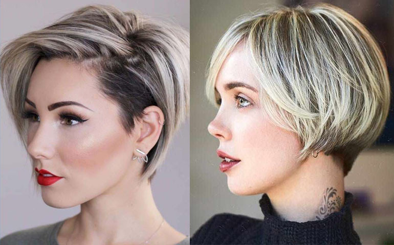 Messy Side Bun Hairstyles For Short Hair 2020