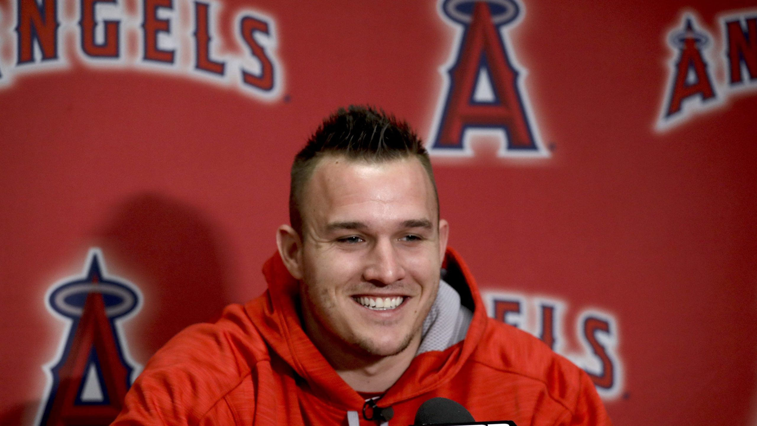 Mike Trout New Haircut 2020 Hairstyle Name