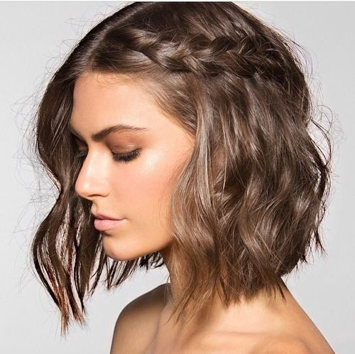 Long Bob Hairstyles For Round Faces 2020