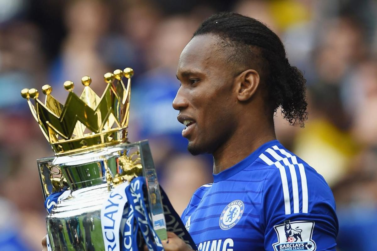 Didier Drogba 2020 Hairstyles