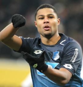 Serge Gnabry Haircut 2018 New Hairstyle Name