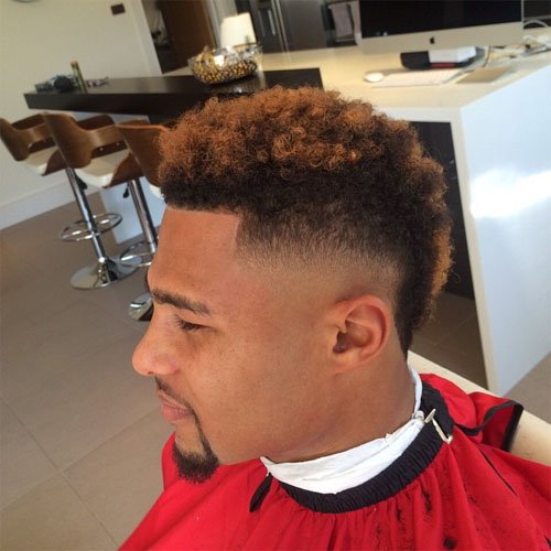 Serge Gnabry Haircut 2019 Low Fades Hairstyle