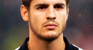 Alvaro Morata New Haircut 2020
