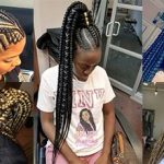 Goddess Braids Hairstyles 2020 For Long Hairs