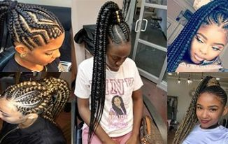 Goddess Braids Hairstyles 2021 For Long Hairs