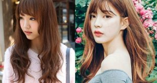Korean Hairstyle With Bangs 2019 Pictures