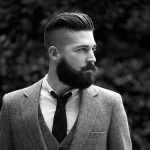 Men's Hairstyle With Beard 2019