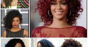 African American Hair Color Highlights 2019 Curly Trends