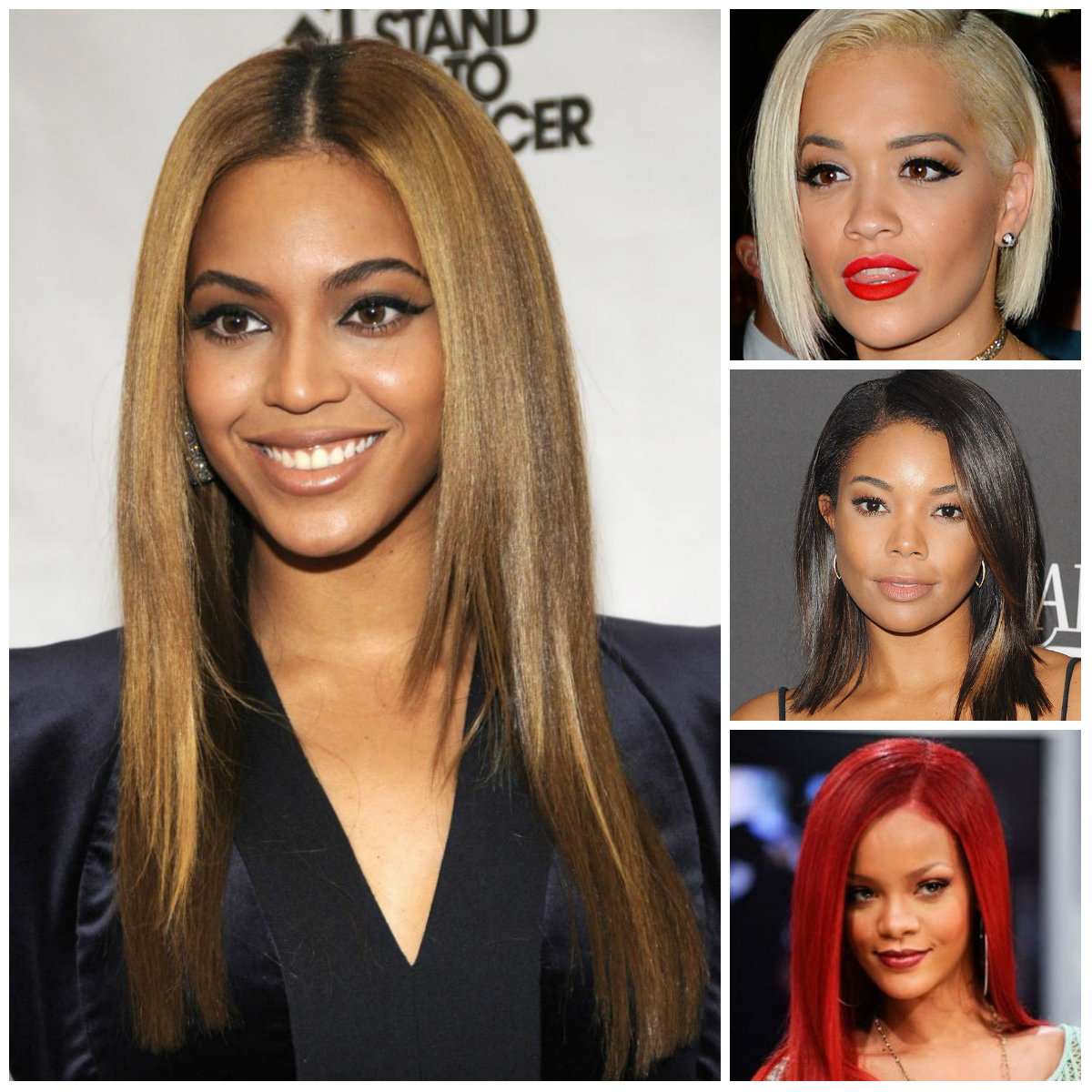 African American Hair Color Highlights 2019 Gallery