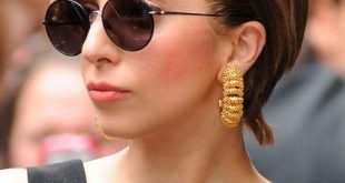 Lady Gaga Short Different Hairstyles 2019