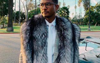 Usher New Perm Haircut For 2021 Photos